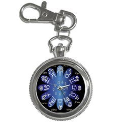 Astrology Birth Signs Chart Key Chain Watches