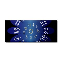 Astrology Birth Signs Chart Cosmetic Storage Cases