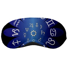 Astrology Birth Signs Chart Sleeping Masks