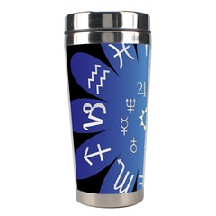 Astrology Birth Signs Chart Stainless Steel Travel Tumblers