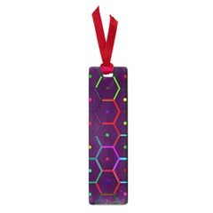 Color Bee Hive Pattern Small Book Marks