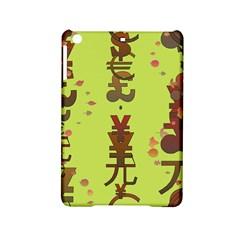 Set Of Monetary Symbols Ipad Mini 2 Hardshell Cases