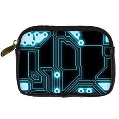 A Completely Seamless Background Design Circuitry Digital Camera Cases