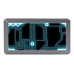 A Completely Seamless Background Design Circuitry Memory Card Reader (mini)