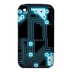 A Completely Seamless Background Design Circuitry Iphone 3s/3gs