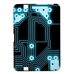 A Completely Seamless Background Design Circuitry Kindle Fire Hd 8 9