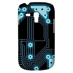 A Completely Seamless Background Design Circuitry Galaxy S3 Mini