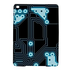 A Completely Seamless Background Design Circuitry Ipad Air 2 Hardshell Cases