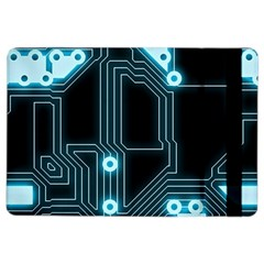 A Completely Seamless Background Design Circuitry Ipad Air 2 Flip
