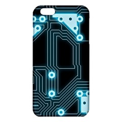 A Completely Seamless Background Design Circuitry Iphone 6 Plus/6s Plus Tpu Case