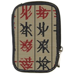 Ancient Chinese Secrets Characters Compact Camera Cases