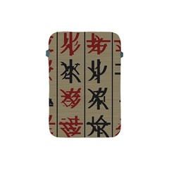 Ancient Chinese Secrets Characters Apple Ipad Mini Protective Soft Cases