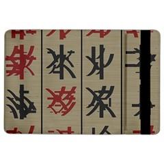 Ancient Chinese Secrets Characters Ipad Air 2 Flip