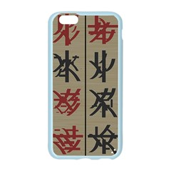 Ancient Chinese Secrets Characters Apple Seamless iPhone 6/6S Case (Color)
