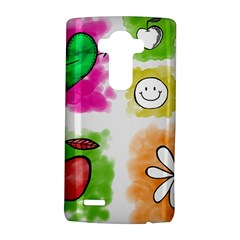 A Set Of Watercolour Icons Lg G4 Hardshell Case