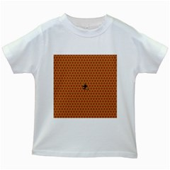 The Lonely Bee Kids White T-Shirts