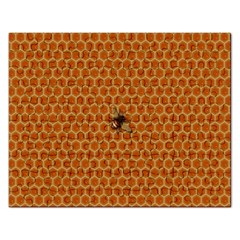 The Lonely Bee Rectangular Jigsaw Puzzl