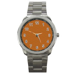 The Lonely Bee Sport Metal Watch