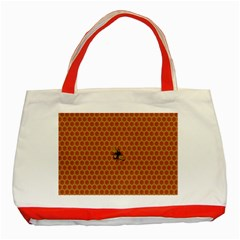 The Lonely Bee Classic Tote Bag (Red)