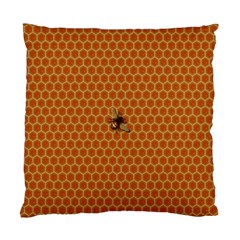 The Lonely Bee Standard Cushion Case (one Side)