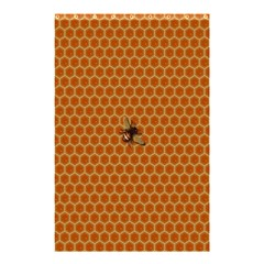 The Lonely Bee Shower Curtain 48  X 72  (small)