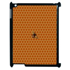 The Lonely Bee Apple Ipad 2 Case (black)