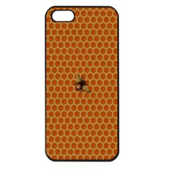 The Lonely Bee Apple Iphone 5 Seamless Case (black)