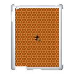 The Lonely Bee Apple Ipad 3/4 Case (white)