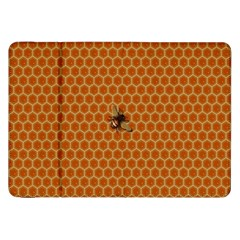 The Lonely Bee Samsung Galaxy Tab 8 9  P7300 Flip Case