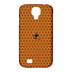 The Lonely Bee Samsung Galaxy S4 Classic Hardshell Case (pc+silicone)