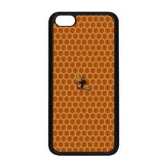 The Lonely Bee Apple Iphone 5c Seamless Case (black)