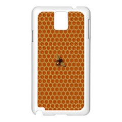 The Lonely Bee Samsung Galaxy Note 3 N9005 Case (white)