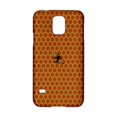 The Lonely Bee Samsung Galaxy S5 Hardshell Case