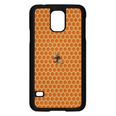 The Lonely Bee Samsung Galaxy S5 Case (black)