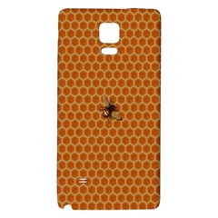 The Lonely Bee Galaxy Note 4 Back Case