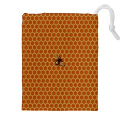 The Lonely Bee Drawstring Pouches (XXL)