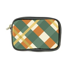 Autumn Plaid Coin Purse