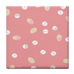 Drug Pink Face Towel