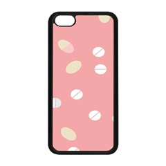 Drug Pink Apple iPhone 5C Seamless Case (Black)