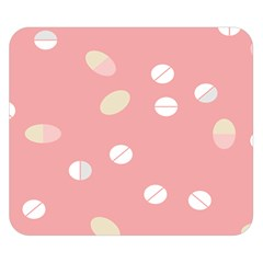 Drug Pink Double Sided Flano Blanket (Small)