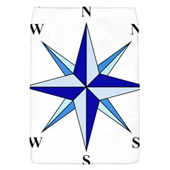 Compass Blue Star Flap Covers (S)