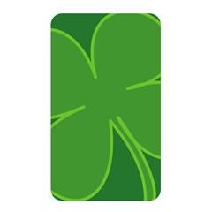 Leaf Clover Green Memory Card Reader