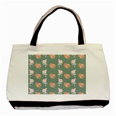 Lifestyle Repeat Girl Woman Female Basic Tote Bag (Two Sides)