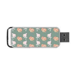 Lifestyle Repeat Girl Woman Female Portable USB Flash (One Side)