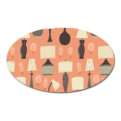 Lamps Oval Magnet