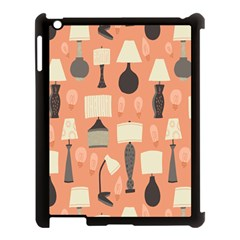 Lamps Apple iPad 3/4 Case (Black)