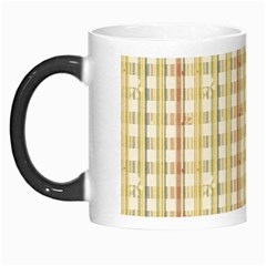 Tomboy Line Yellow Red Morph Mugs