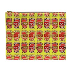 Funny Faces Cosmetic Bag (XL)