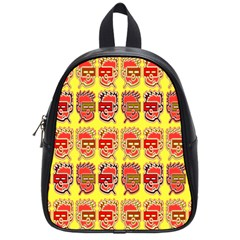 Funny Faces School Bags (small)