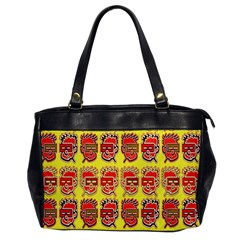 Funny Faces Office Handbags